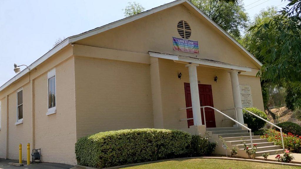 CSL Redlands Church Building